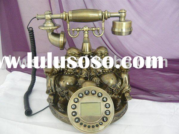 Marble antique Telephones Classic antique-style high-end phone!