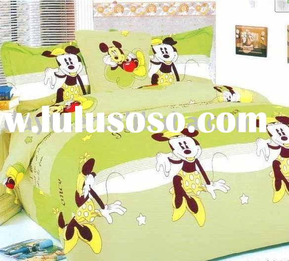Mickey Mouse Bedding Set for kids D058 on sale wholesale & drop shipping