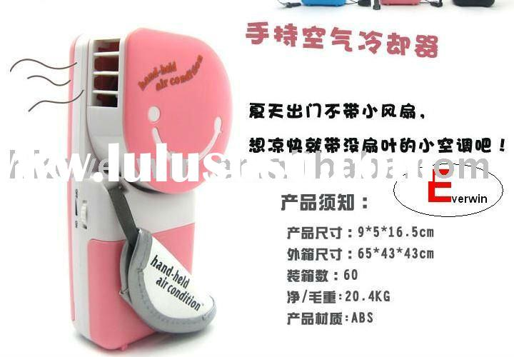Mini USB Portable Handy Cooler Air Conditioner Fan