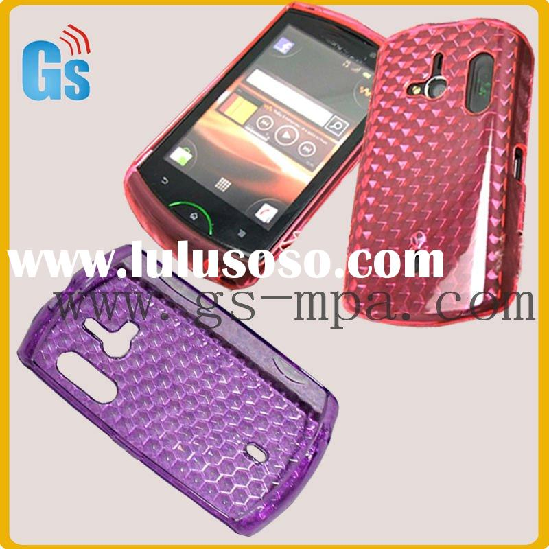 Mobile phone cover for Sony Ericsson WT19i Live with Walkman tpu