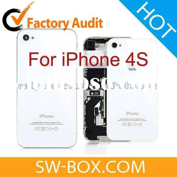 Mobilephone Housing - Back Cover for iPhone 4S