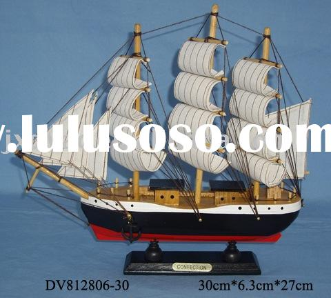 Model ship/Wooden ship/promotional gifts