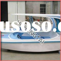 New Generation Water Park Electric Pontoon Boat