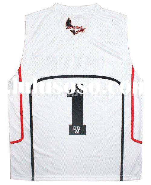 OEM Sublimation Basketball Uniforms
