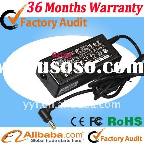 Original 65W laptop adapter for Gateway PA-1650-01 notebook