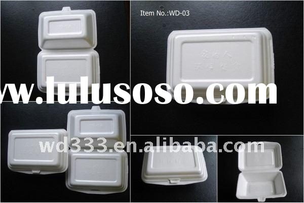 PS Foam food container WD-03
