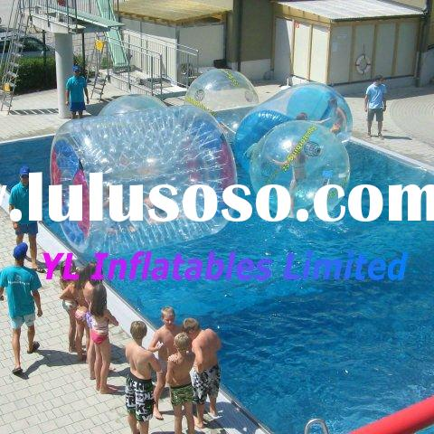 PVC Inflatable walking on water ball Aqua ball aqua sphere