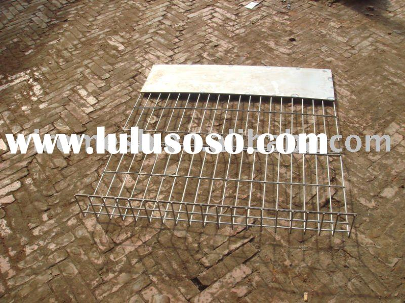 PVC welded fence mesh electric galvanized bridge fence road fence