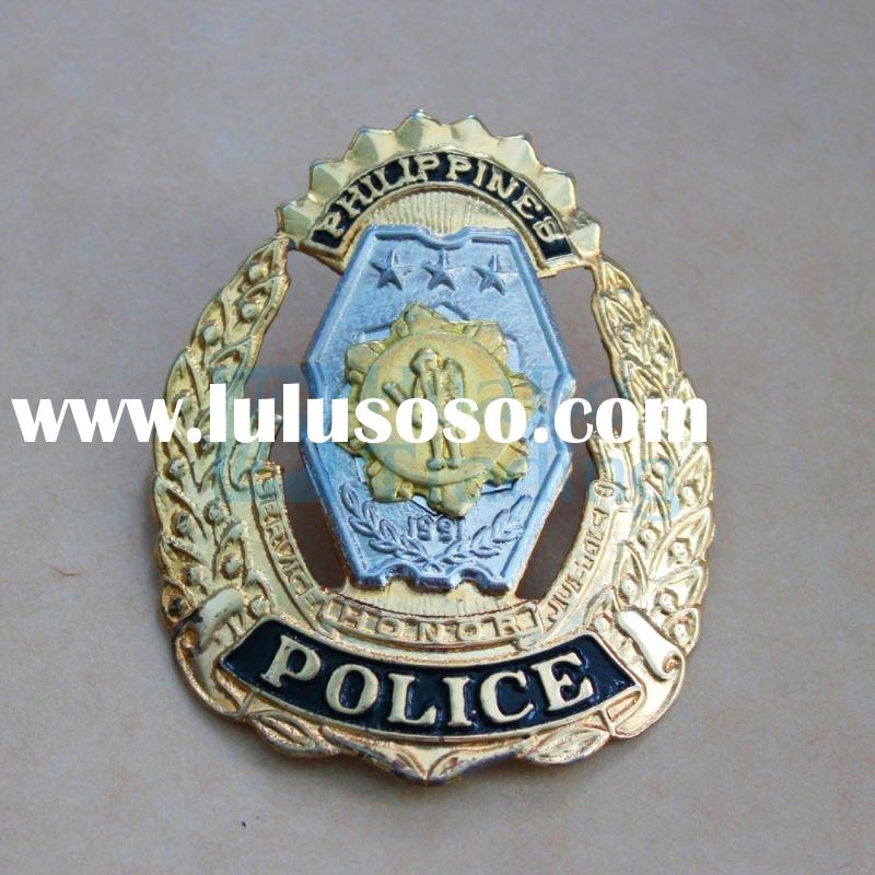 Philippines Police Badge