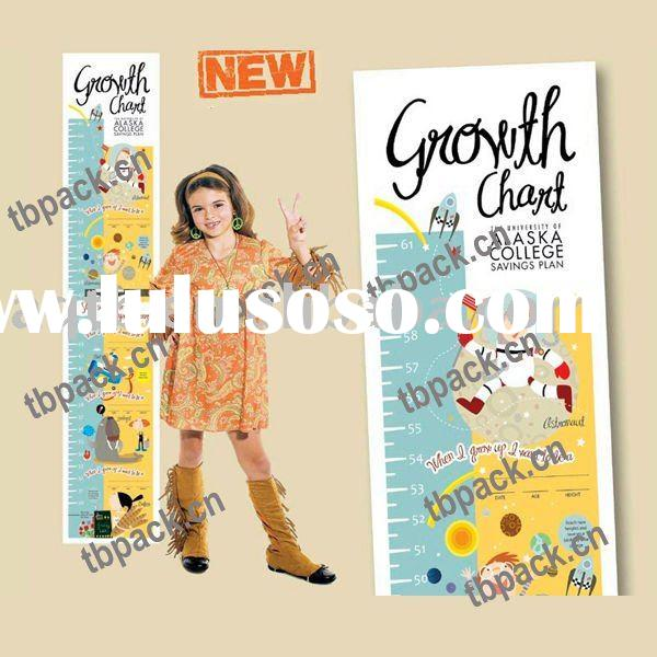 Plastic Growth Charts(Children's height measurement lable)