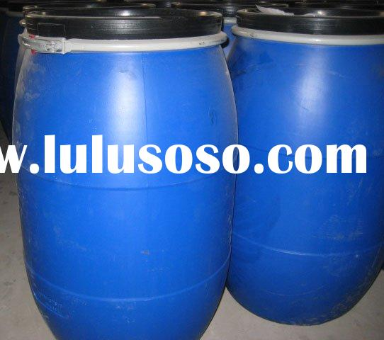 Polymer retanning agent for chrome tanned leather