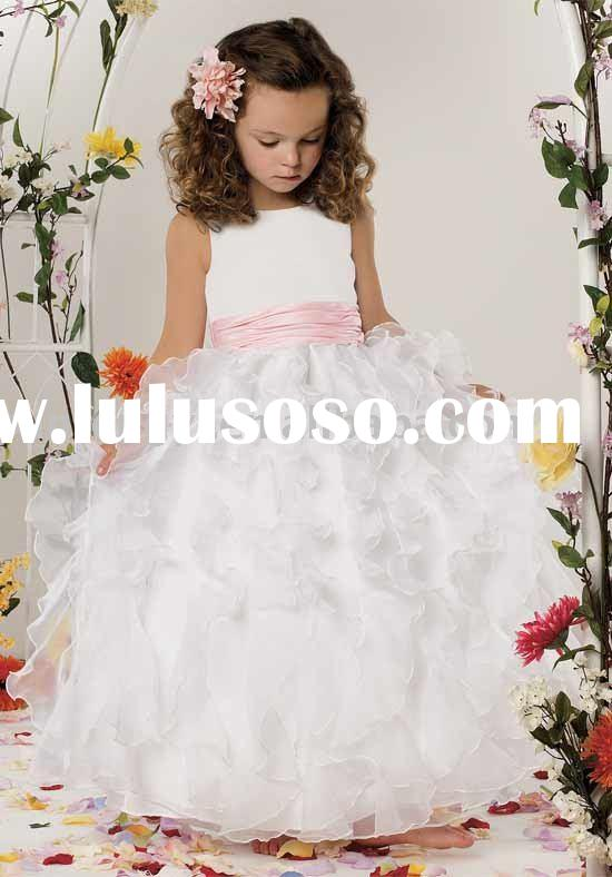 Princess Flower girl Dress for birthday party