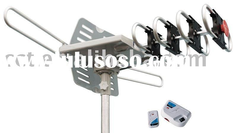 Quality HDTV Infrared Remote-Controlled Rotating Outdoor Antenna Item no. FD-094