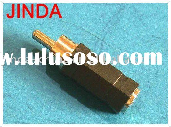 RCA plug To 2.5mm Stereo Jack