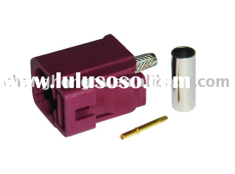 RF Coaxial Connector FAKRA D Type