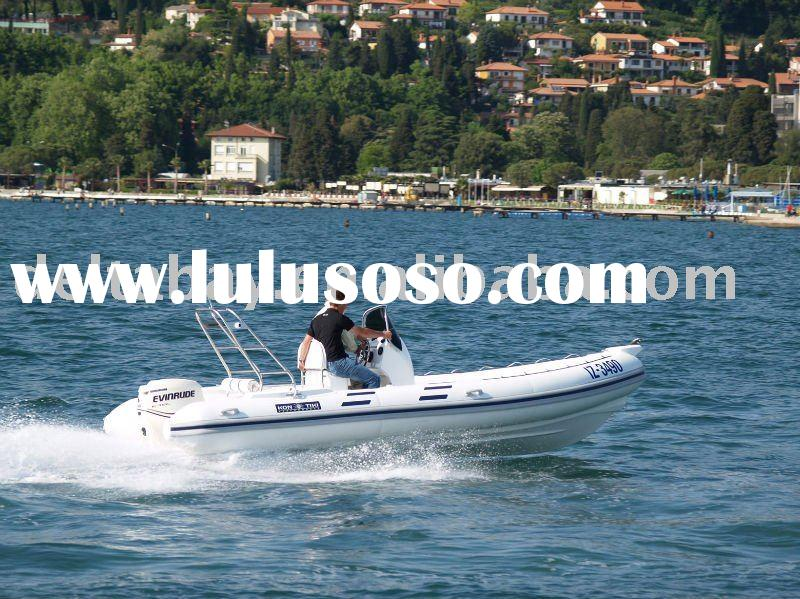 RIB / RIB BOAT / RIGID INFLATABLE BOAT