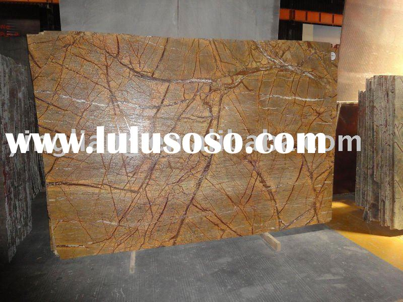 Rain Forest Brown Marble(Marble Slab,Marble Tile,Brown Marble)