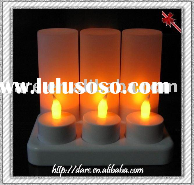Rechargeable LED Candle(DT008) Battery Operated