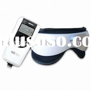 Relaxing Eye Massager with Air Pressure, Vibration, and 3D Magnetic Field