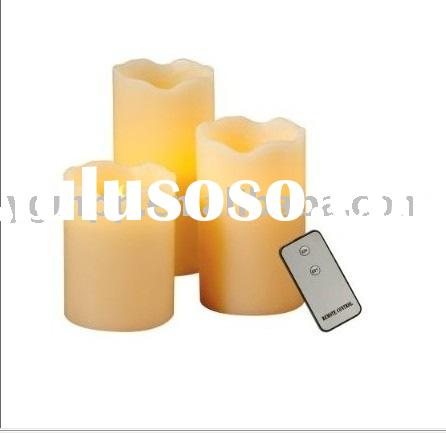 Remote control LED Candle,Remote led candle,battery led candle