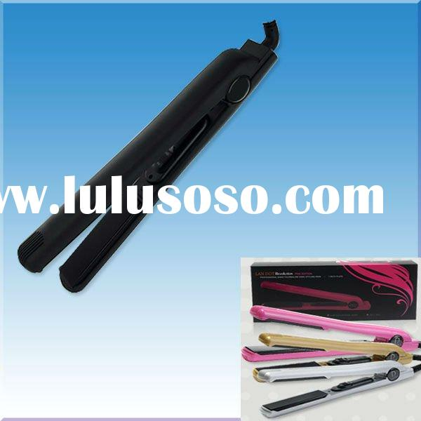Revolution Tourmaline Ionic Styling Iron Flat Iron Hair Straightener