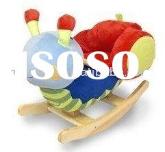 Sandy Snail Rocker/ baby bouncer /baby chair/baby toys