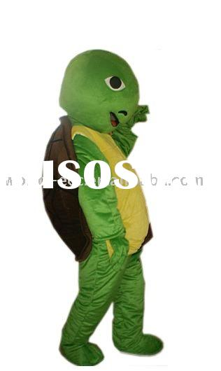 Sea turtle mascot costume Animal Costume Fur Costume