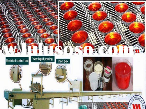 Sell Candle Making Machine Half Automatic Filling In Line