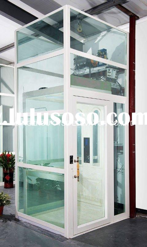 Small home elevator for sale price china manufacturer for Houses with elevators for sale
