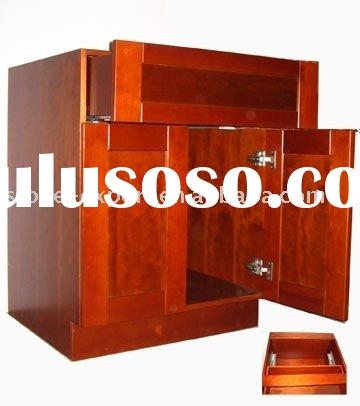 Solid Cherry Wood Cabinet Doors/Door