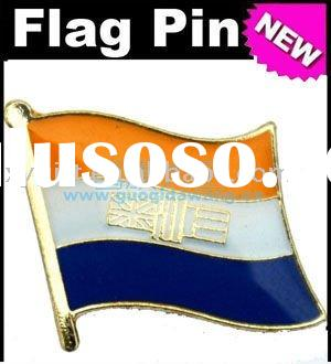 South Africa Flag Badge