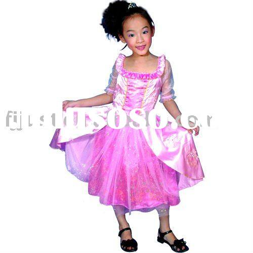 Special flashing kids carnival costumes
