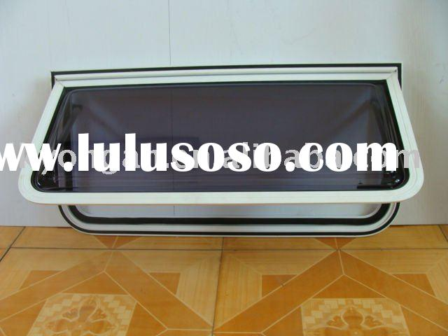 Stable and Durable Aluminum Alloy Caravan Window