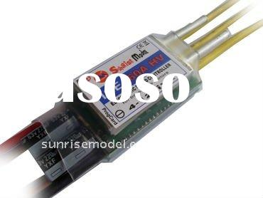 Sunrise Model B-HV60A-OPTO HV rc boat parts
