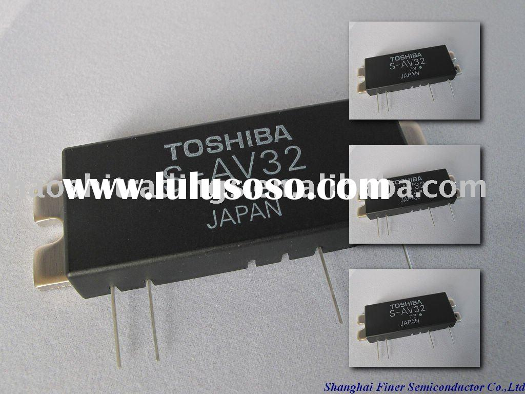 TOSHIBA rf amplifier power module S-AV32A