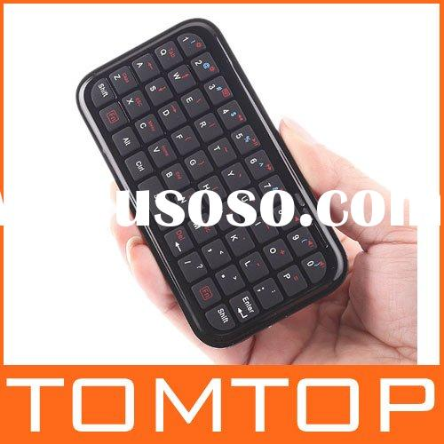 Ultra Mini Wireless Bluetooth Keyboard For PS3 Mac PC PDA