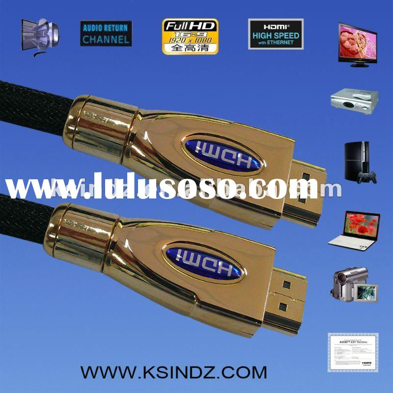 Ultra Premium HDMI cable for use in HDTV, Home Theater, DVD player,game consoler