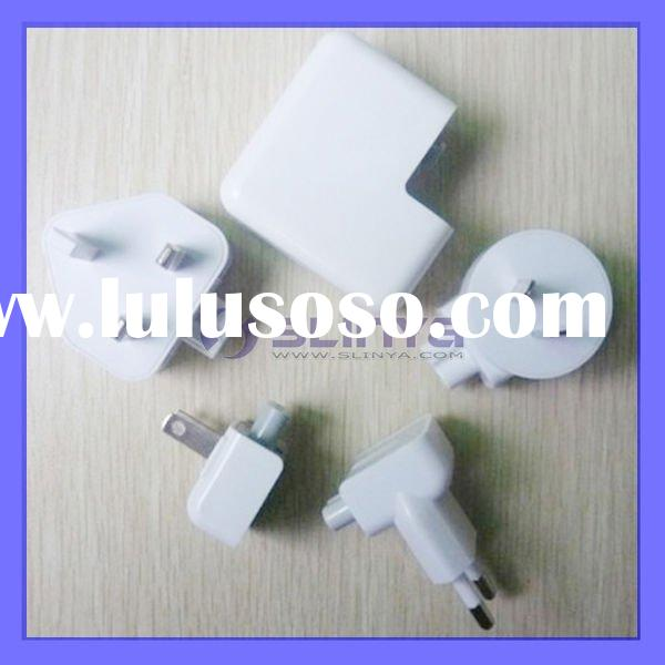 Universal Plug USB AC Power Adapter Travel Charger For iPhone iPod iPad Mobile Phone