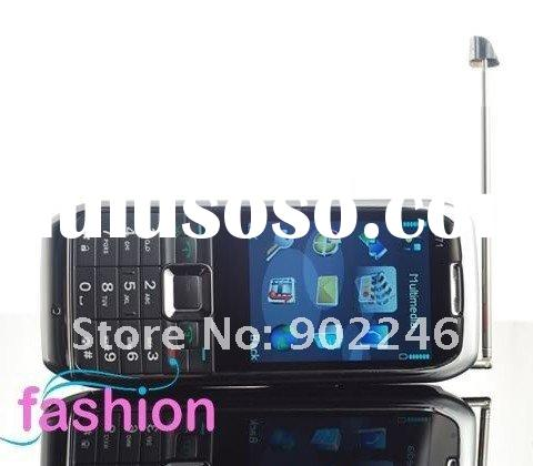 Unlocked Dual Sim Quad band TV mobile Cell phone E 71