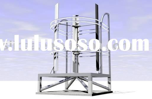 Vertical axis wind turbine (ROOF- MOUNT) WP1000-3B ROOF 1000W