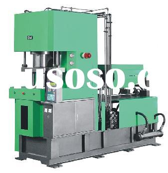 Vertical injection molding machine (plastic processing machinery)