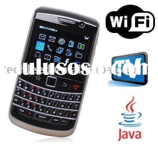 W9700 GSM unlocked TV mobile phone with WIFI JAVA trackpad