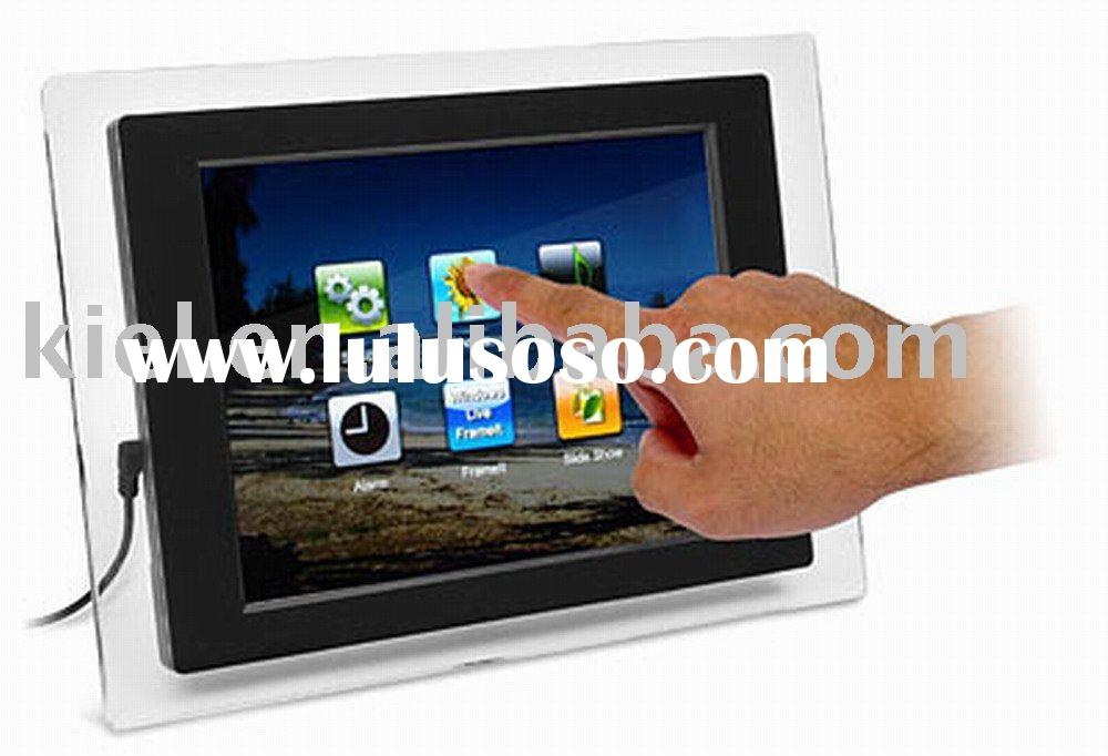 WIFI-TOUCH-SCREEN-DIGITAL-PHOTO-FRAME / OS: VIEWIN-LINUX
