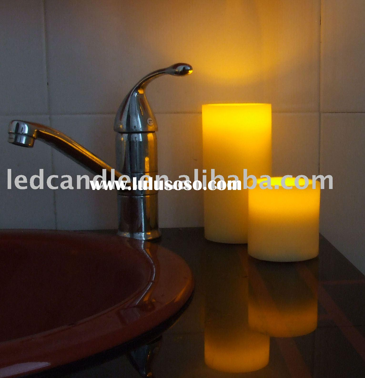 Wax LED Candle, Candle Timer