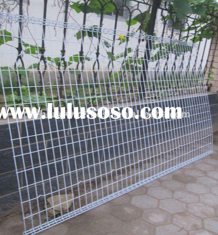Welded Wire Fencing Panel (Powder Coated)