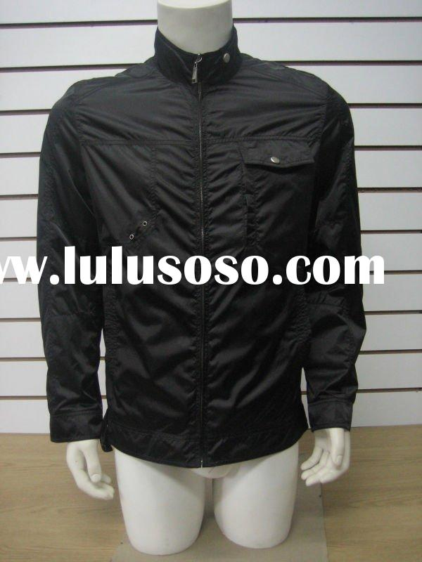 Winter casual jackets