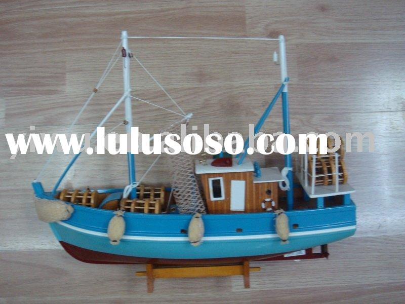 Wood Ship/ Boat model