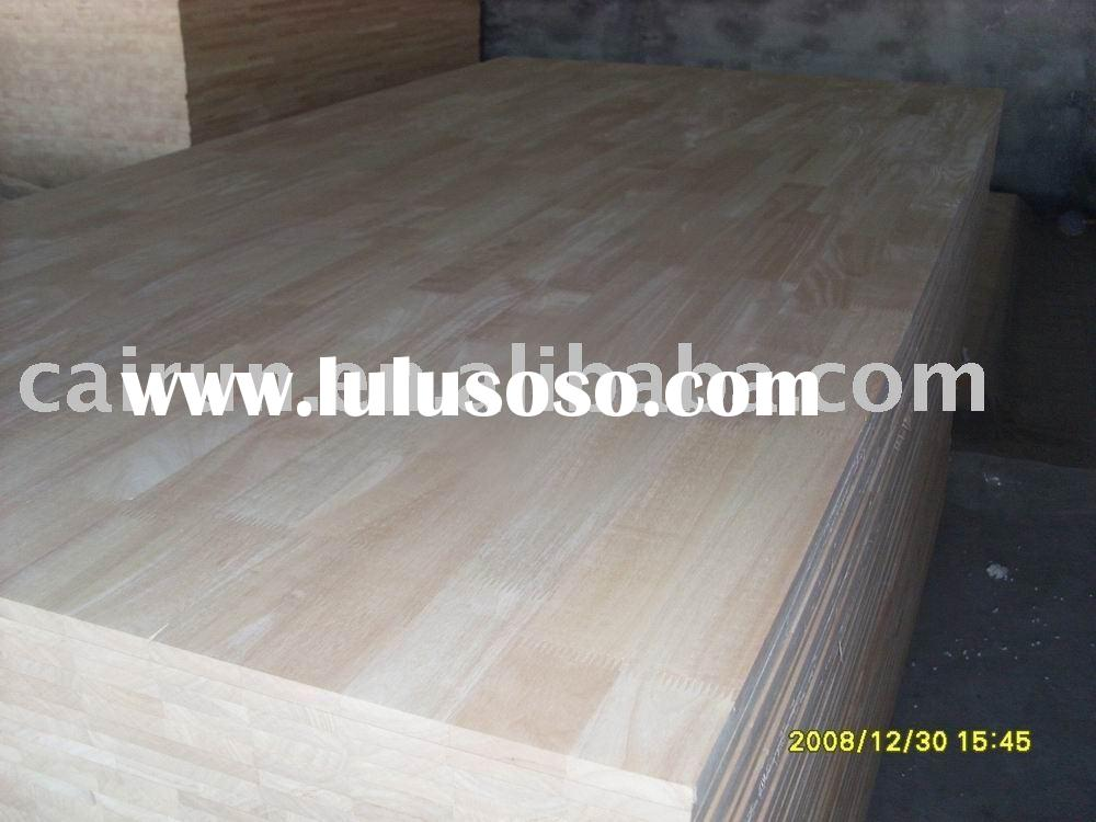 Wood Worktops ( Thailand Rubber wood Finger Joint Panel