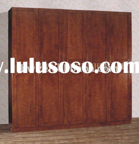 Wooden clothes cabinet HWF-FC9089