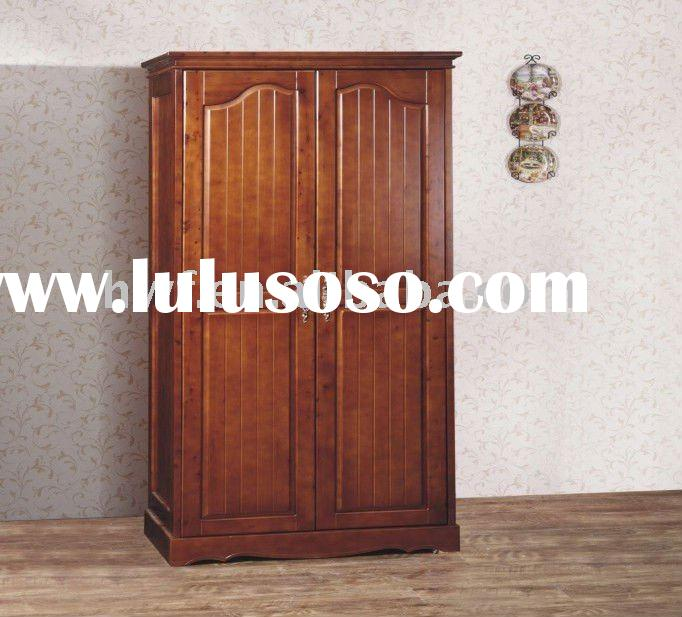 Wooden clothes cabinet HWF-FC9100